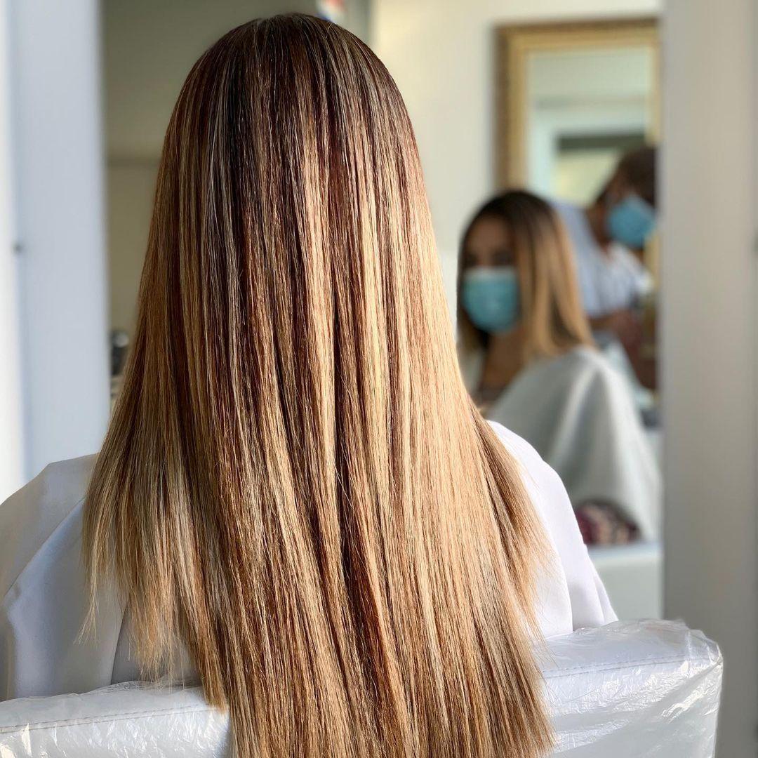@llatacarrerapeluqueria 5 - Tendencias a todo color del pelo para 2021. Los tonos que transformarán el año