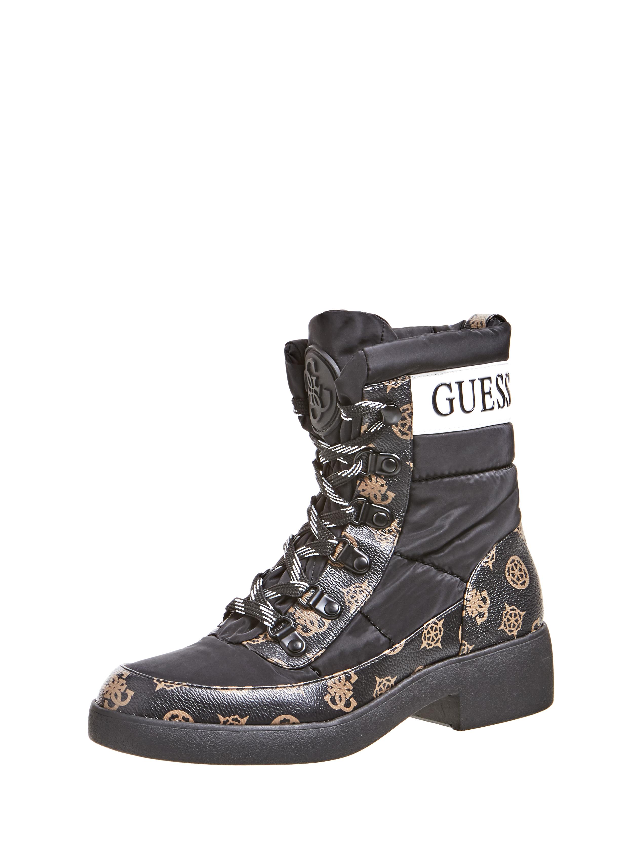 GUESS%20Footwear%20 %20FL8ANIFAB10 BLACK - GUESS presenta sus accesorios de hombre y mujer para temporada Otoño-Invierno 2020